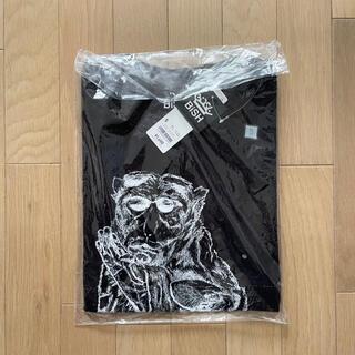 ジーユー(GU)のGU × BiSH コラボTシャツ リンリン (新品)(Tシャツ/カットソー(半袖/袖なし))
