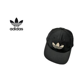 アディダス(adidas)のVintage adidas  トレフォイル ロゴ キャップ / アディダス(キャップ)