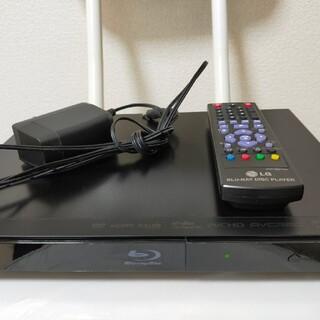 LG Electronics - ブルーレイプレイヤー LG BP125