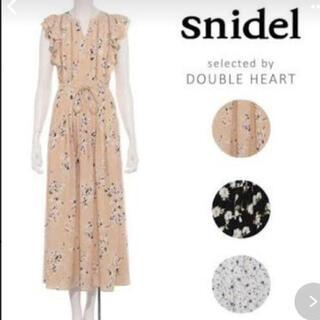 snidel - snidel ワンピース