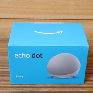 Echo Dot 第4世代 - with Alexa、グレーシャホワイト