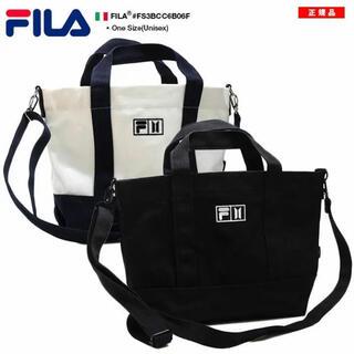 FILA - FILA × BTS コラボ トートバッグ タグ付き 新品未使用