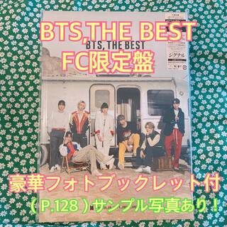 防弾少年団(BTS) - BTS,THE BEST⭐️FC限定盤⭐️ 豪華128Pフォトブックレット付