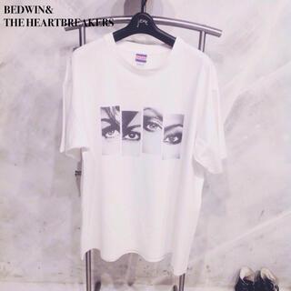 ベドウィン(BEDWIN)のbedwin & the heartbreakers 両面デザインフォトTシャツ(Tシャツ/カットソー(半袖/袖なし))