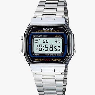 カシオ(CASIO)のCASIO 腕時計 スタンダード A164WA-1 チープカシオ (腕時計(デジタル))
