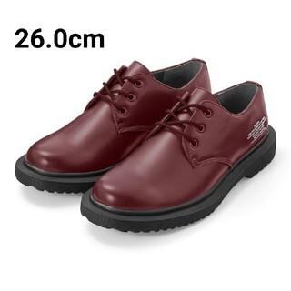 ジーユー(GU)のGU × UNDERCOVER  アンダーカバー  ラウンドトゥシューズ 靴(ドレス/ビジネス)