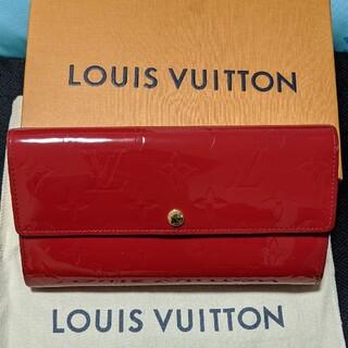 LOUIS VUITTON - ルイヴィトン ヴェルニ財布