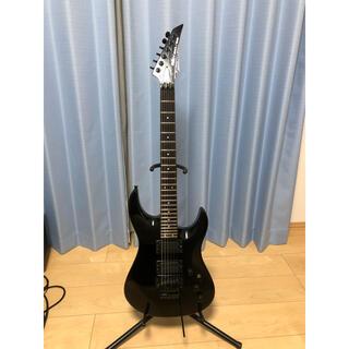 ヤマハ(ヤマハ)のYAMAHA RGX620J ブラック 台湾製(エレキギター)