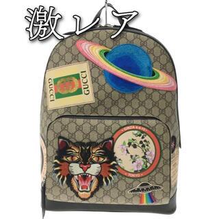 Gucci - ✨販売証明書あり✨GUCCI アングリーキャット クーリエ バックパック