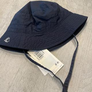 PETIT BATEAU - 新品PETIT BATEAUプチバトー クロシェ帽子3/6 M