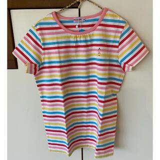 ミキハウス(mikihouse)のミキハウス リーナちゃん*⑅︎୨୧半袖Tシャツ(Tシャツ/カットソー)