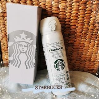 スターバックスコーヒー(Starbucks Coffee)の海外限定❥STARBUCKS❣️スタバステンレスボトル  保温保冷(タンブラー)