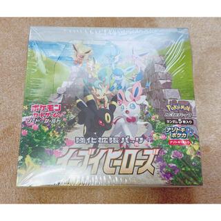 ポケモンカードゲーム ソード&シールド 強化拡張パック イーブイヒーローズ(Box/デッキ/パック)