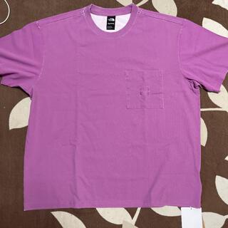 Supreme - Supreme The North Face Pocket Tee pink