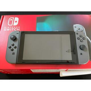 Nintendo Switch - ニンテンドーSwitch★2020年12月購入品★保証書つき