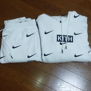 NIKE - Kith  Nike 上下セットアップ パーカー スウェットパンツ