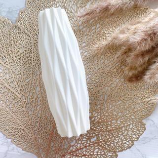 Francfranc - 大人気♡ ホワイト フラワーベース 花瓶 韓国 北欧インテリア スタイリッシュ