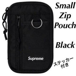 シュプリーム(Supreme)のSupreme 19aw Small Zip Pouch wallet 財布(その他)