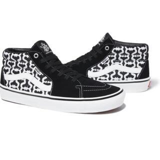 Supreme - Supreme®/Vans® Skate Grosso Mid 10.5