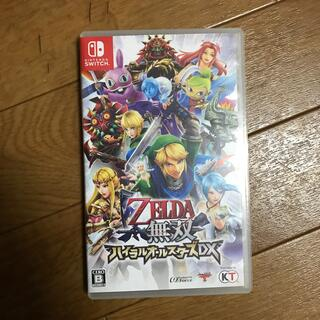 Nintendo Switch - ゼルダ無双 ハイラルオールスターズ DX Switch