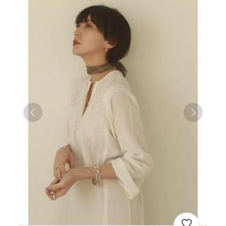 TODAYFUL - TODAYFUL 【新品】エンブロイダリーガーゼドレス