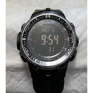 カシオ(CASIO)の中古 プロトレック CASIO 電波ソーラー(腕時計(デジタル))