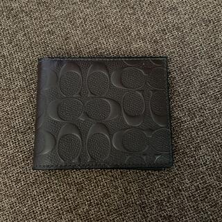 COACH - coachの折り財布