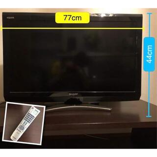 アクオス(AQUOS)のSHARP AQUOS LC32E8 32型(テレビ)