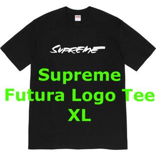 シュプリーム(Supreme)の美中古 Supreme Futura Logo Tee XL シュプリーム(Tシャツ/カットソー(半袖/袖なし))
