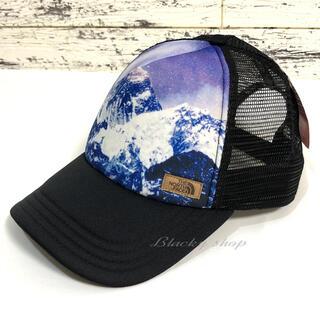 THE NORTH FACE - 【未使用】ノースフェイス メッシュ キャップ 帽子 黒