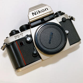 Nikon - Nikon F3/T HP チタンカラー
