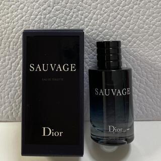 Dior - ディオール☆オードゥトワレ ソヴァージュ