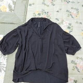 ミチコロンドン(MICHIKO LONDON)のミチコロンドンの半袖シャツM(シャツ/ブラウス(半袖/袖なし))