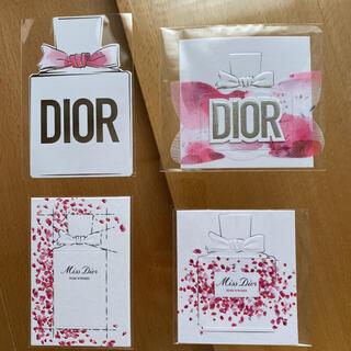 ディオール(Dior)のMissDior ブルーミングブーケ ローズ&ローズ ムエット 香水試供品(香水(女性用))
