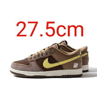 NIKE - 27.5cm undefeated nike dunk low sp