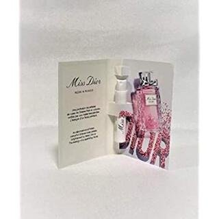 ディオール(Dior)のDior ミスディオール ローズ&ローズ サンプル(香水(女性用))