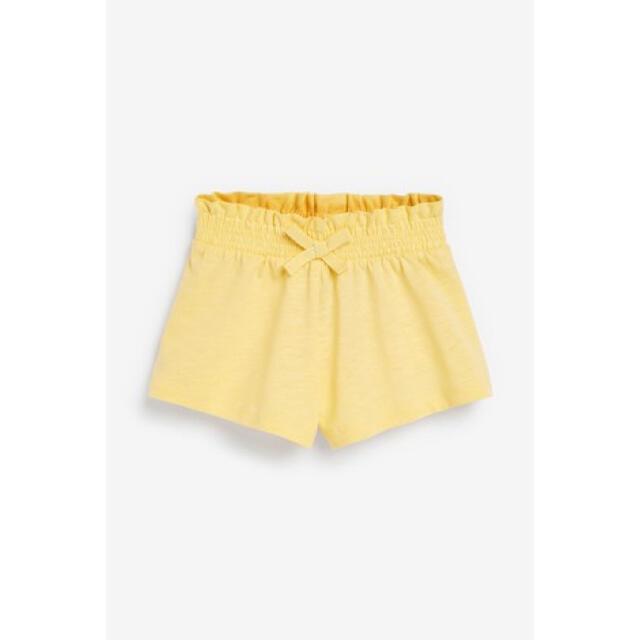 NEXT(ネクスト)の next baby ネクスト ベビー ショートパンツ 3枚セット 花柄 キッズ/ベビー/マタニティのベビー服(~85cm)(パンツ)の商品写真