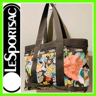 レスポートサック(LeSportsac)の限定■レスポートサック LesportSAC 花柄 フローラル ショルダーバッグ(ショルダーバッグ)