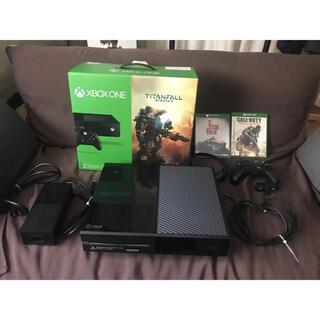 Xbox - Microsoft XBOX ONE 500GB