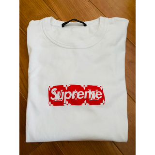 ルイヴィトン(LOUIS VUITTON)の ルイ ヴィトン シュプリーム tシャツ(Tシャツ(半袖/袖なし))