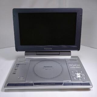 パナソニック(Panasonic)の【動作確認済】Panasonic ポータブルDVDプレイヤー LS-90(DVDプレーヤー)