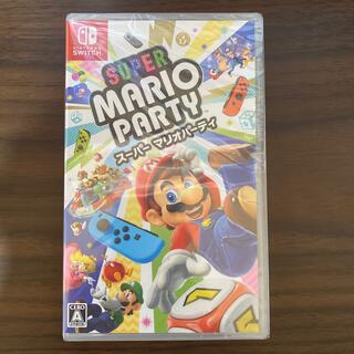 Nintendo Switch - スーパー マリオパーティ Switchソフト 新品未開封