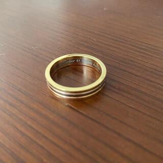 カルティエ(Cartier)のルイ カルティエ ヴァンドーム サイズ61 本日購入で当日発送(リング(指輪))