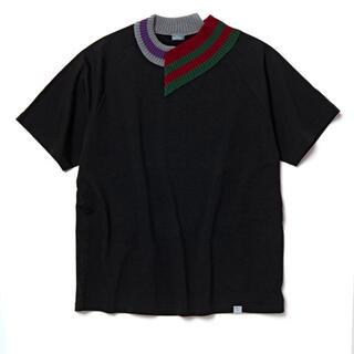 カラー(kolor)のkolorbeacon 21ss 21SBM-T01231-E サイズ2(Tシャツ/カットソー(半袖/袖なし))
