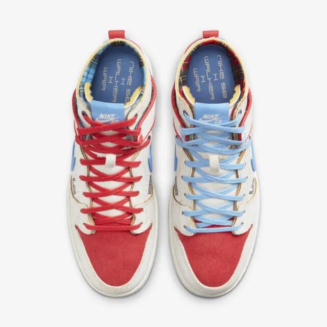 NIKE(ナイキ)の28cm アイショッドウェア×マグナスウォーカー×ナイキ SB ダンク メンズの靴/シューズ(スニーカー)の商品写真