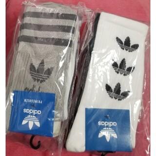 アディダス(adidas)のadidas アディダスオリジナルス 25-27cm ソックス靴下 5足セット(ソックス)