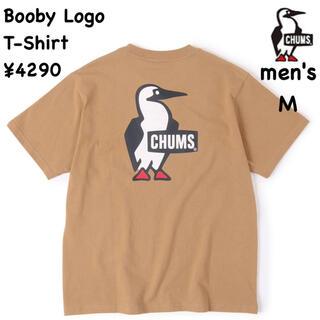CHUMS - CHUMS チャムス★ブービーロゴTシャツ 半袖/メンズM