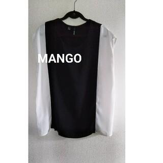 マンゴ(MANGO)のmango ブラウス(シャツ/ブラウス(半袖/袖なし))
