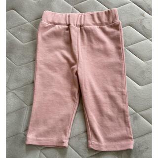 キッズ 7分丈ズボン 100センチ(パンツ/スパッツ)