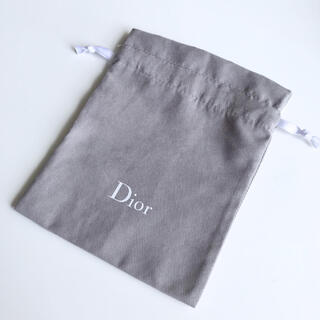 Dior - Dior ディオール ミニポーチ 巾着